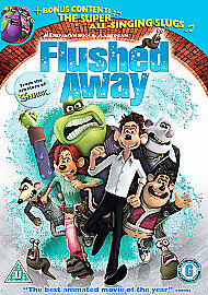 flushed away dvd kate winslet hugh jackman ian mckellen
