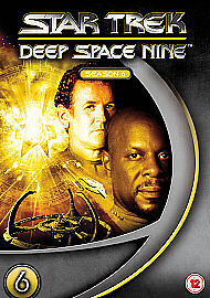 Star-Trek-Deep-Space-Nine-Series-6-Complete-DVD-2007-7-Disc-Set