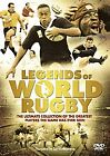 Legends Of World Rugby (DVD, 2007)