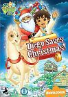 Go Diego Go - Diego Saves Christmas (DVD, 2009)