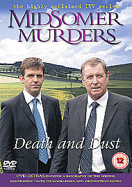 Midsomer Murders  Death And Dust DVD 2007 Region 2 NEW SEALED - <span itemprop=availableAtOrFrom>Llandudno, United Kingdom</span> - Midsomer Murders  Death And Dust DVD 2007 Region 2 NEW SEALED - Llandudno, United Kingdom