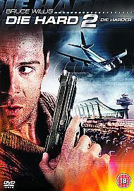 Die Hard 2 Die Harder DVD 1990 - Willenhall, United Kingdom - Die Hard 2 Die Harder DVD 1990 - Willenhall, United Kingdom