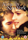 Autumn In New York (DVD, 2007)