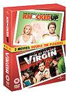 Knocked Up/40 Year Old Virgin (DVD, 2007, 3-Disc Set, Box Set)