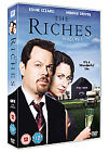 The Riches - Series 1 - Complete (DVD, 2008, 4-Disc Set)