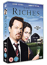 Riches - Complete Series 1 - DVD - Brand New & Sealed