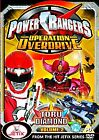 Power Rangers - Operation Overdrive Vol.2 (DVD, 2008)
