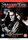 Sweeney Todd - The Demon Barber of Fleet Street (DVD, 2008, 2-Disc Set)