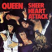 Queen - Sheer Heart Attack CHEAP PRICE AND FREE POSTAGE