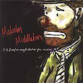 MALCOLM-MIDDLETON-5-14-Fluoxytine-Seagull-Alcohol-2002-CD-FREE-UK-SHIPPING