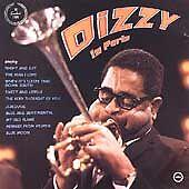 Dizzy Gillespie : In Paris CD Value Guaranteed from eBay's biggest seller!