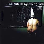 Ministry - Dark Side of the Spoon (1999) CD