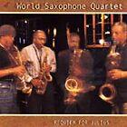 World Saxophone Quartet - Requiem for Julius (2000)