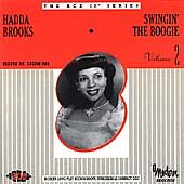 Hadda Brooks - Swingin' The Boogie (CDCHM 889)