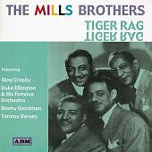 THE-MILLS-BROTHERS-Tiger-Rag-CD-2018-new-sealed
