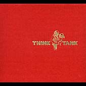 BLUR-Think-Tank-2003-CD-Book-Limited-edition