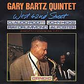 Gary Bartz - West 42nd Street Live Recording 1997 CD QUALITY CHECKED & FAST