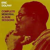 CD:ERIC DOLPHY - Complete Memorial Album Sessions  2004 Lone Hill Excellent Cond