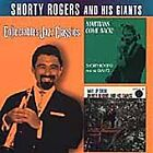Shorty Rogers - Martians, Come Back!/Way Up There (1999)