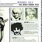 Miranda July - Binet-Simon Test (2005)