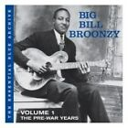 Big Bill Broonzy - Essential Blue Archive, Vol. 1 (the Pre War Years, 2011)