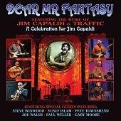 Dear Mr Fantasy Jim Capaldi Tribute Paul Weller Steve Winwood Joe Walsh Moore CD