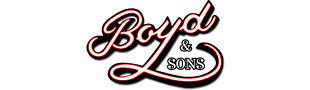 Boyd and Sons Sales