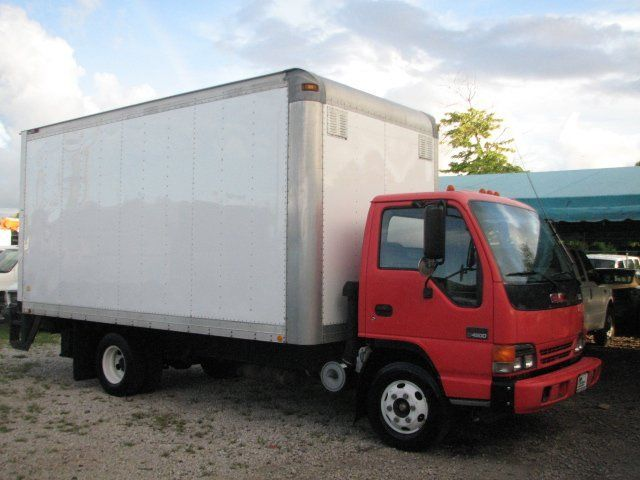 2004 GMC Other 15 Ft Box