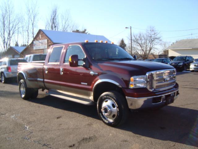 ford crew cab dr  dually king ranch diesel   sale  east bodenhamer st