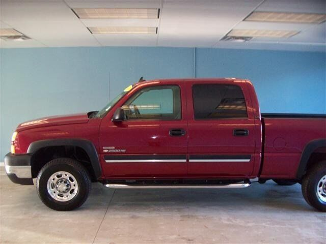 Chevrolet Dealers In Columbia Sc >> Used 06 Chevy Silverado 2500HD LT Crew Cab Leather/Sunroof For Sale - 5825 Two Notch Road ...