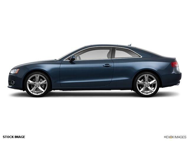 Audi A5 Black 2011. 2011 Audi A5 2.0T Premium