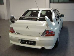 Mitsubishi EVO 8.5 MR RS GASSNER MOTORSPORT/ORIGINAL KM !!!