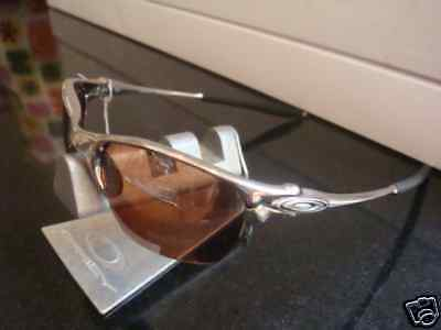 oakley half x sunglasses  new oakley x metal half x sunglasses, polished / vr28 black iridium, 04