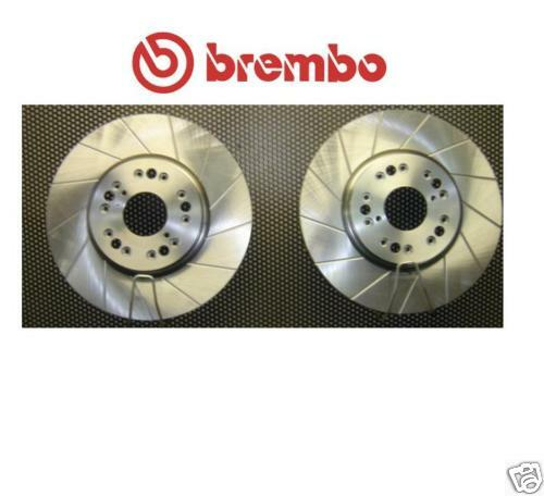 LEXUS IS200 BREMBO  GROOVED BRAKE DISC FRONT
