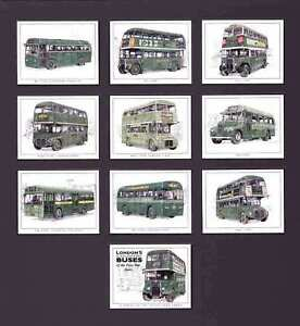 GOLDEN-ERA-SET-OF-10-LONDON-039-S-COUNTRY-BUSES-2000