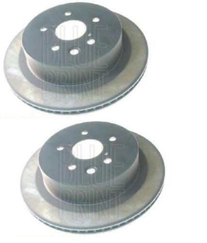 LEXUS GS300 430 GS450 GS460 2 X REAR BRAKE DISC 310MM