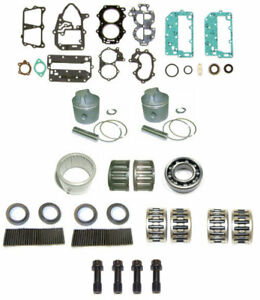 Evinrude powerhead outboard engines components ebay for Yamaha powerhead rebuild kit