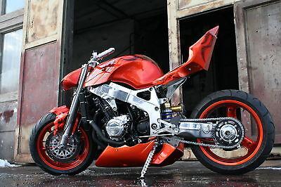 Streetfighter Höcker FZ 1 Extremebikes