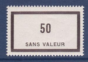 FRANCE-TIMBRE-FICTIF-F90-neuf-sans-charniere-TB