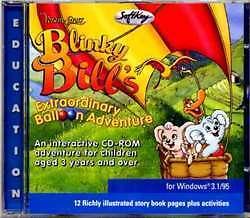 BLINKY-BILLS-EXTRAORDINARY-BALLOON-ADVENTURE-PC-New