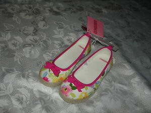 Girls-GYMBOREE-FAIRY-FASHIONABLE-Shoes-Flats-Sz-11-NWT