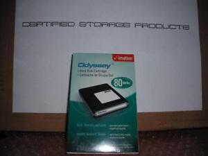 NEW-IMATION-80GB-HARD-DISK-CARTRIDGE-ODYSSEY-26443