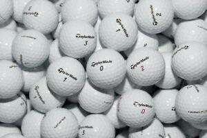 50 mixed Taylormade Golf Balls MINT / AAA Grade