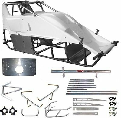 NEW XXX RACE CO SPRINT CAR CHASSIS KIT A,87/40 STANDARD