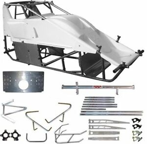 New Xxx Race Co Sprint Car Chassis Kit A 87 40 Standard Ebay