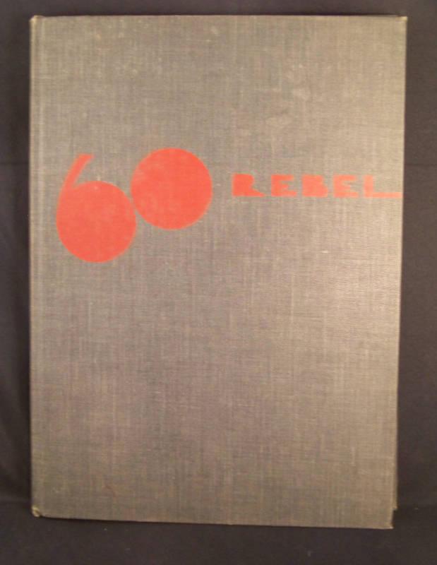 1960 The St. John's School Yearbook The Rebel Houston