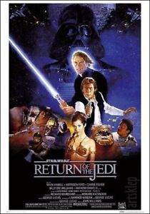 STAR-WARS-Return-of-the-Jedi-POSTER-movie-score-NEW