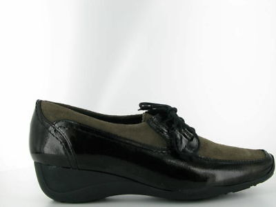 Chaussures Marco Signac Fumée Femme Ville Taille 36,5 Neuf
