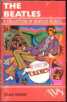 THE-BEATLES-Collection-of-Oldies-COMPACT-CASSETTE