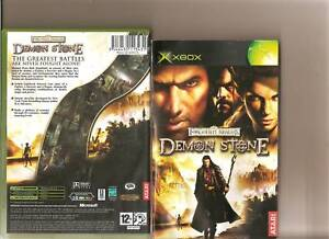 DEMON STONE FORGOTTON REALMS X BOX  XBOX 360 RARE - <span itemprop=availableAtOrFrom>pontefract, West Yorkshire, United Kingdom</span> - Returns accepted Most purchases from business sellers are protected by the Consumer Contract Regulations 2013 which give you the right to cancel the purchase within 14  - pontefract, West Yorkshire, United Kingdom